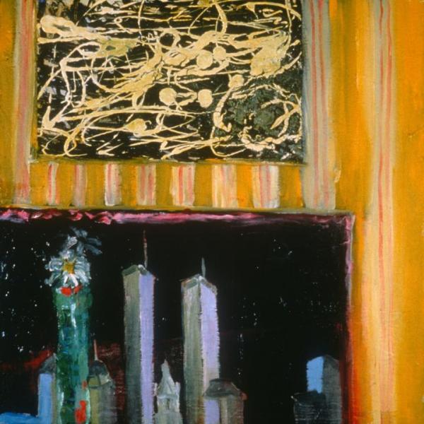 Alexander Rozenman-  Re-Thinking Pollock In New York