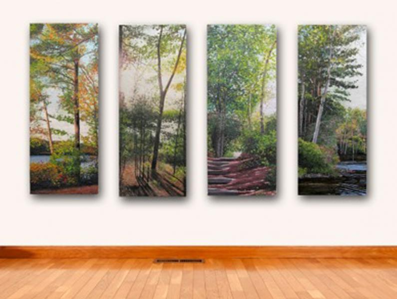 Meg Black- Pulp Produces Powerful Paintings!