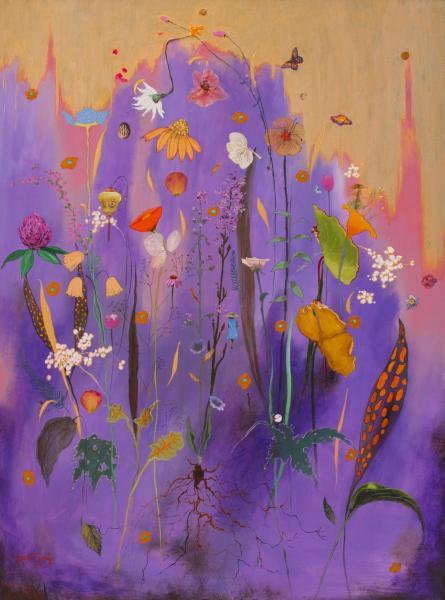 Natalie Levine, The Secret World of Botanicals